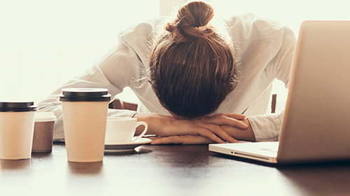 Dickmacher Stress