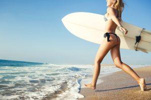 Deine Bikinifigur: 4 kleine Schritte