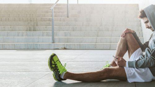 Zum Artikel Regeneration beim Muskelaufbau