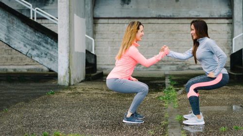 Zum Artikel Ass to grass oder halbe Sachen? So machst du Kniebeugen richtig