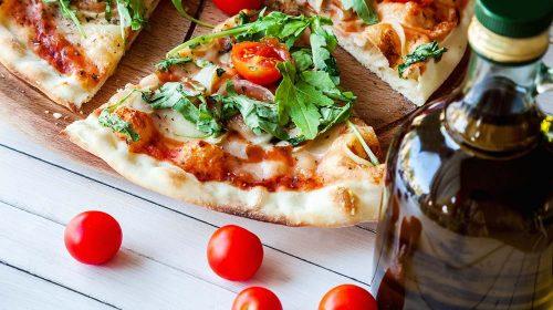 Protein Pizza, mi amore