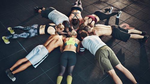 Das Zirkeltraining – gezieltes Workout für den ganzen Körper