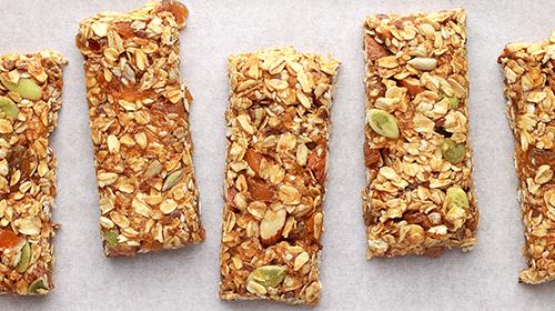 Gesunde Snacks für reueloses Naschen