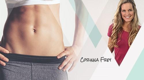 Abnehmen am Bauch: Interview mit Sportexpertin Corinna Frey